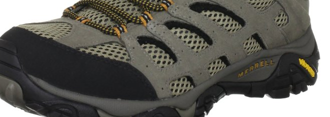 Merrell Men's Moab Ventilator Hiking Shoe Review | Best Hiking Shoes