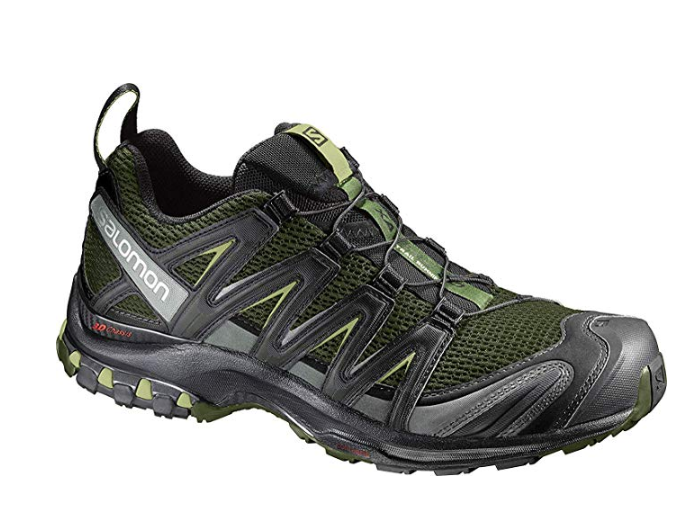 salomon xa pro 3d trail review